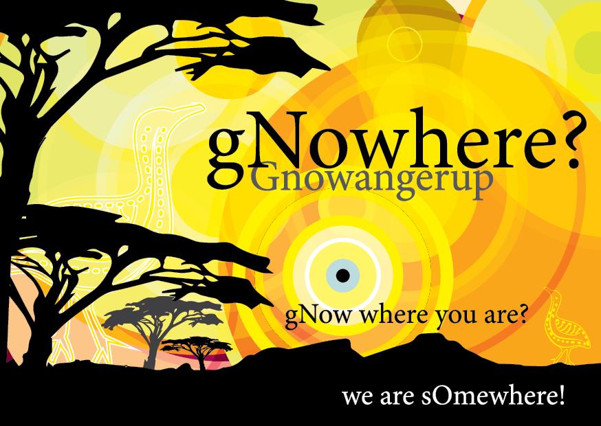Postcard gNowangerup