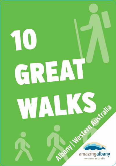 Map for 10 Great Walks