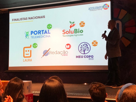Negócios de impacto promissores no Brasil: Accelerate 2030