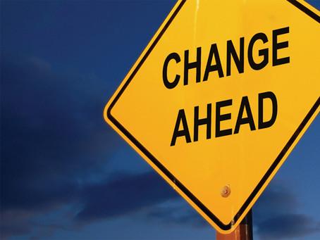 Como lidar melhor com mudanças?