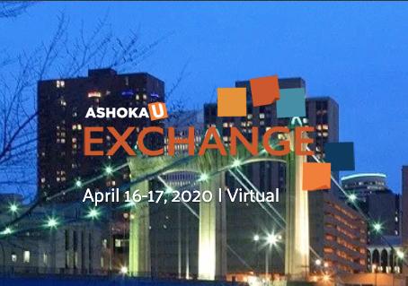 Ashoka U Exchange 2020