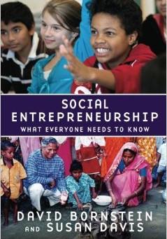 """Livro """"Empreendedorismo Social: o que todo mundo deveria saber"""""""