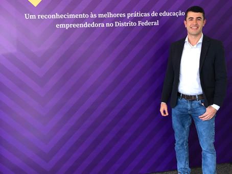 Final do Prêmio Educação Empreendedora do Sebrae