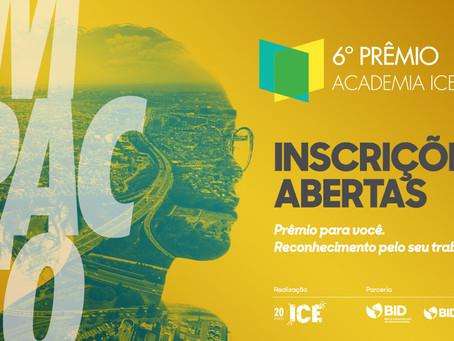 Prêmio Academia ICE - Investimentos e Negócios de Impacto