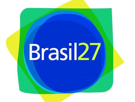 Conheça o fantástico projeto Brasil 27