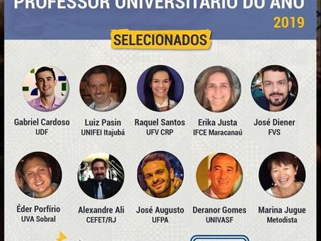 Prêmio Professor Universitário do Ano