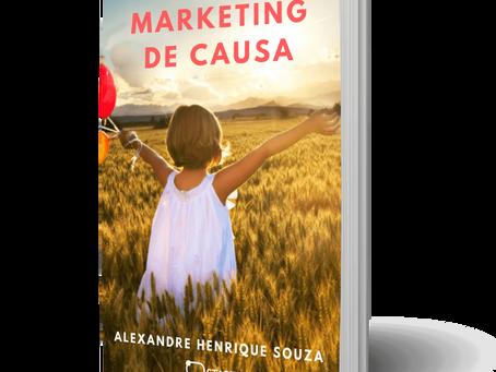 Ebook gratuito - Marketing de Causa