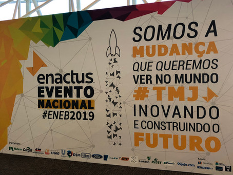 Empreendedorismo social universitário: Enactus Brasil