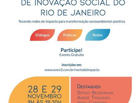 1º Encontro Intersetorial de Inovação Social (RJ)