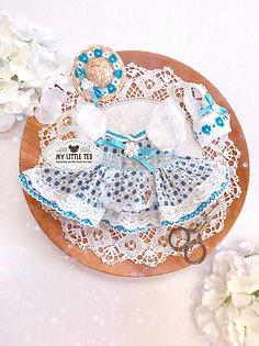 Pretty Garden Dress Set