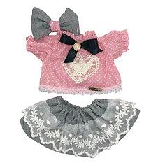 Pinky Heart Dress