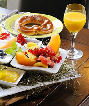 Kräuteralm Vital Frühstück