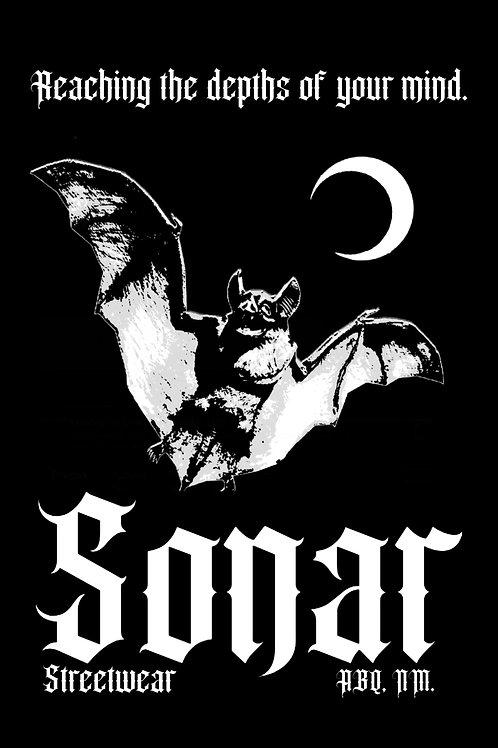 SONAR Streetwear Logo Poster