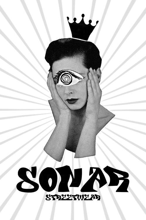 QUEEN (SONAR Poster)