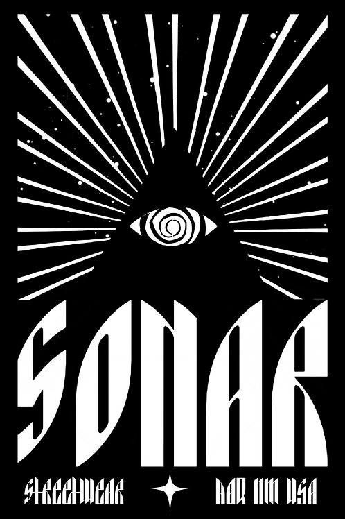 SONAR Streetwear Pyramid