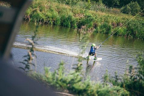 a po hulajnodze wakeboard