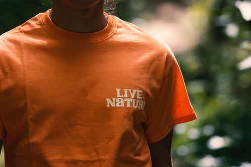 T-shirt LIVE NATURE