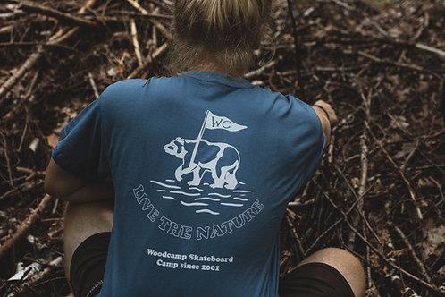 T-shirt WOODCAMP BEAR