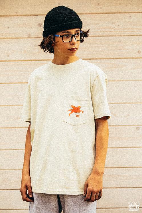 T-shirt WOODCAMP pegas