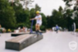 skatepark duża plaza