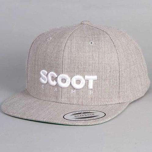 czapka SCOOTCAMP classic 6-panel