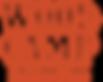 logo obozu deskorolkowego woodcamp