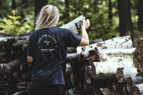T-shirt I LIVE THE NATURE