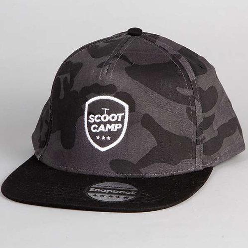 czapka SCOOTCAMP 6-cio panelowa