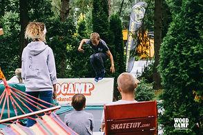 strefa trampolin