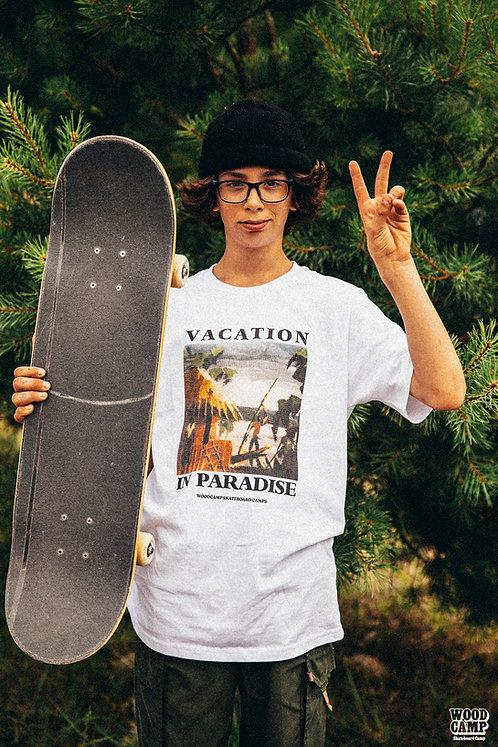 T-shirt WOODCAMP paradise