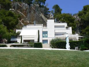 Villa en marbre de trani