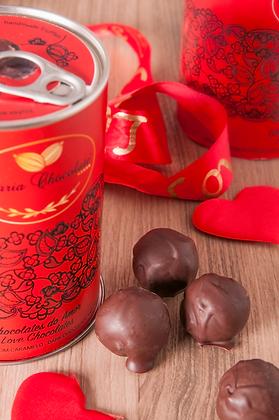 Lata Chocolates do Amor