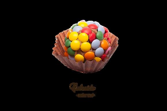 Brigadeiros Gourmet -Drageiras colorido