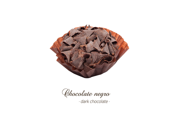 Brigadeiros Gourmet - Chocolate negro