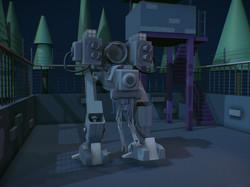 Robot (military)