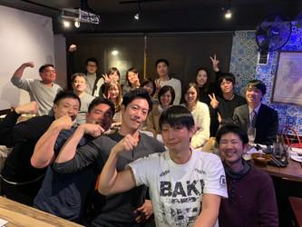 2019年 いきいき忘年会
