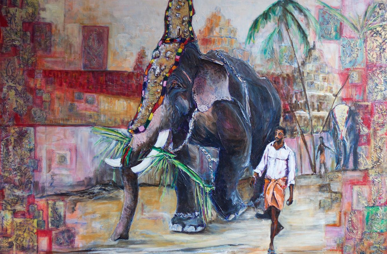 Elephant and Malhout