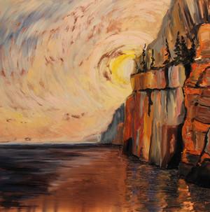 East Arm Cliffs