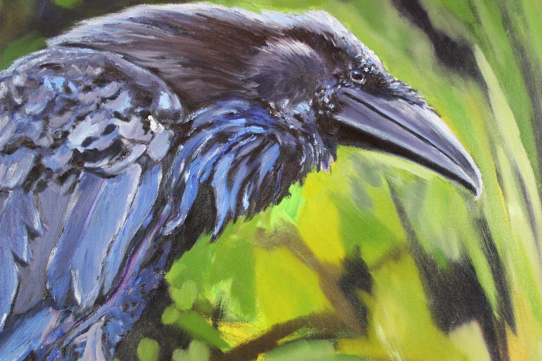 Raven Prince - Detail