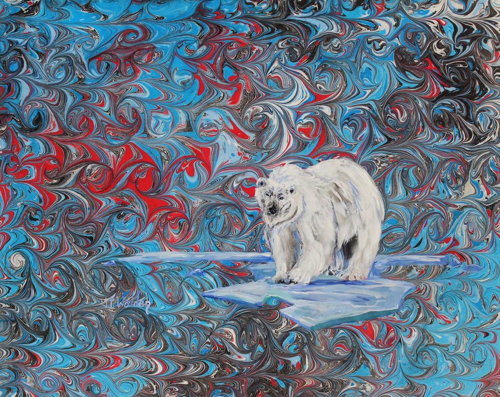 Polar Bear Swirl