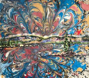 Big Lake Reflections