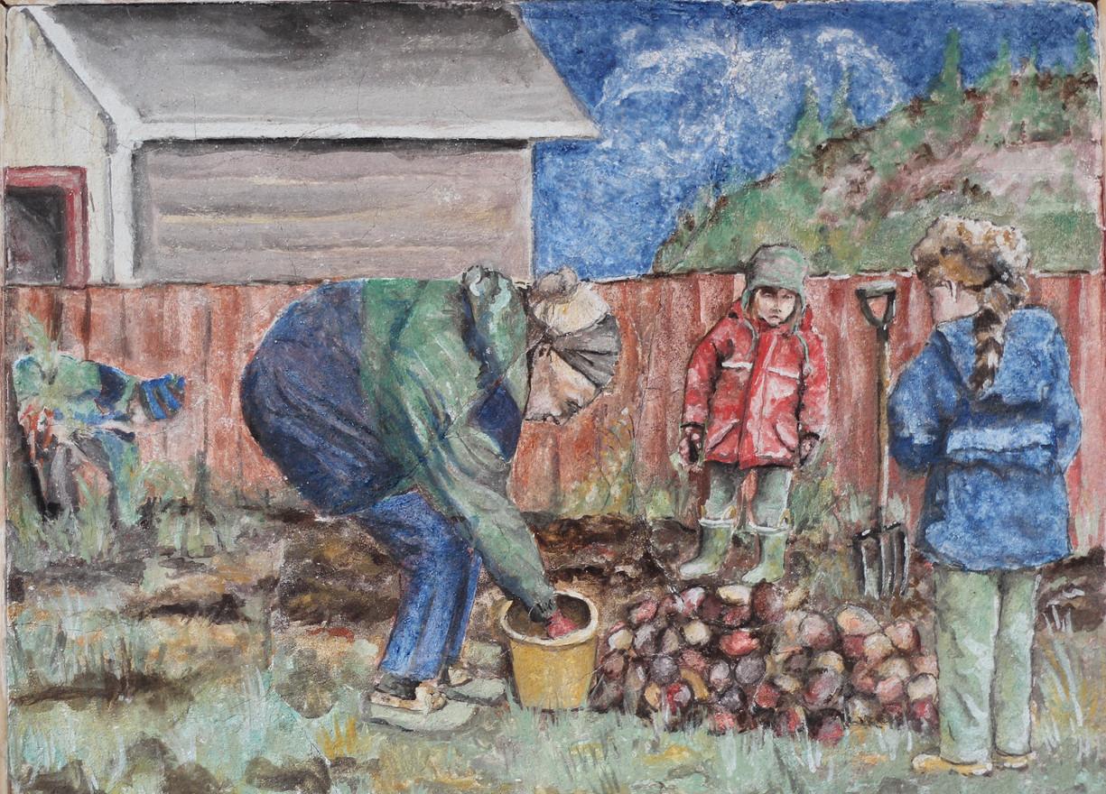 49A Harvest