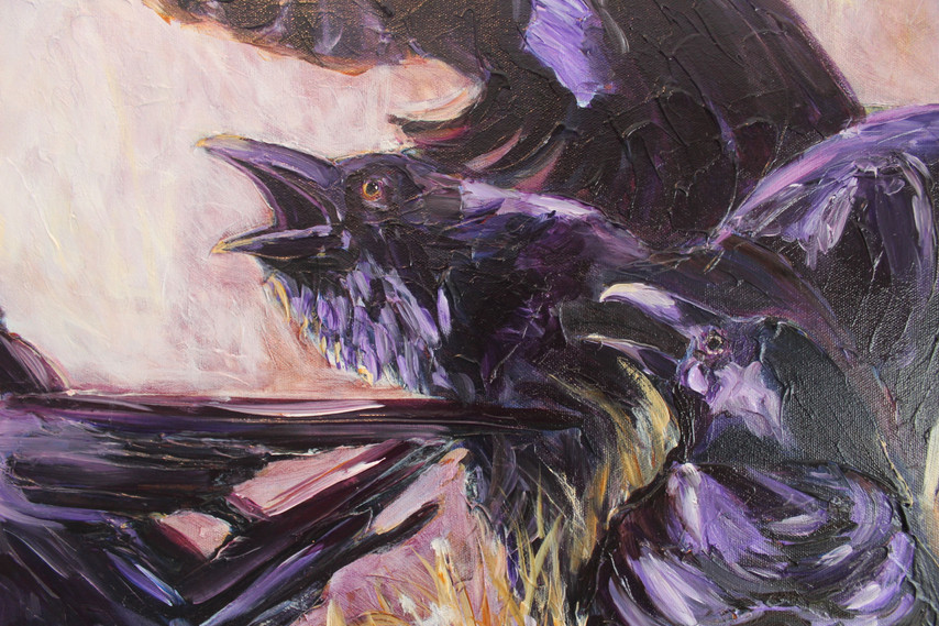 Nearly a Conversation - Detail 2