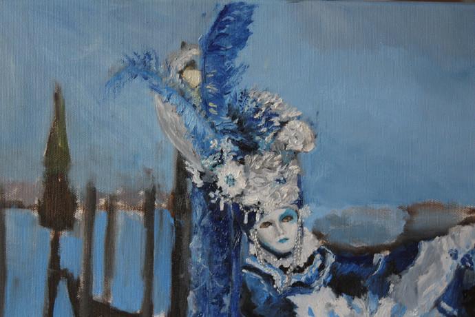 Lapis Lady - Detail