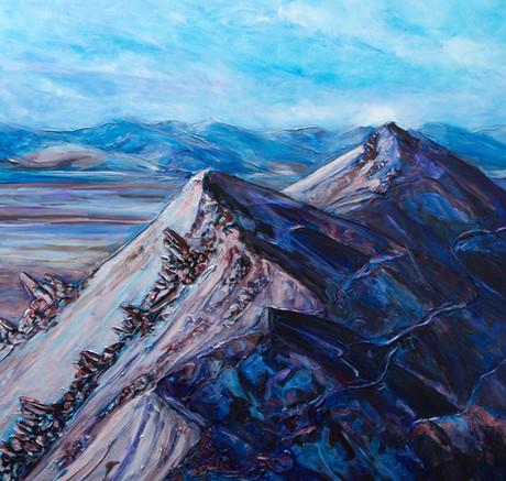 Atop Garnet Ridge - Detail 5