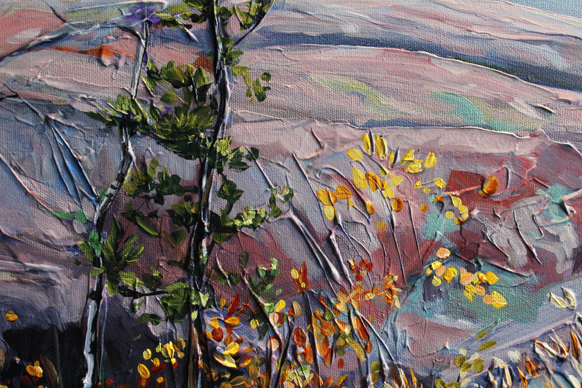 Yellowknife Rocks - Detail 1