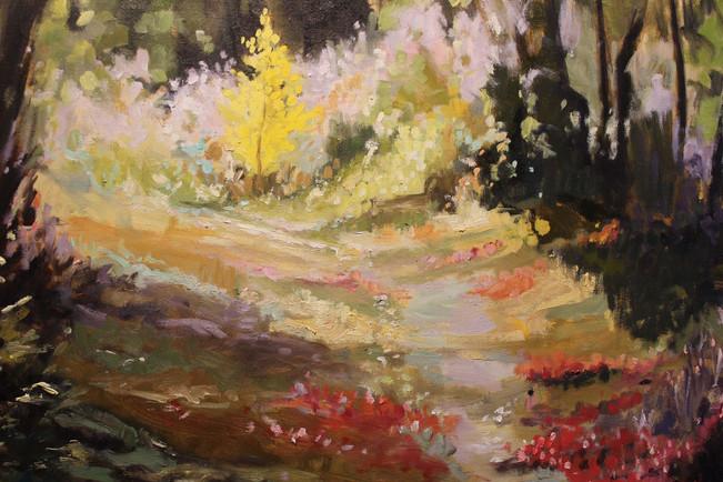 Blachford Path - Detail 1