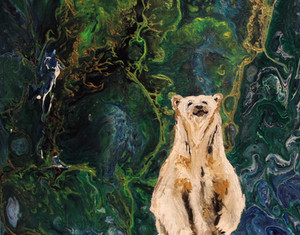 Smiley Bear - Detail