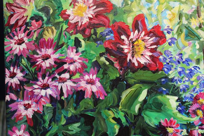 Favourite Flower Pot - Detail 1