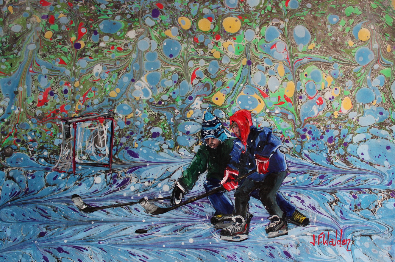 Popnd Hockey